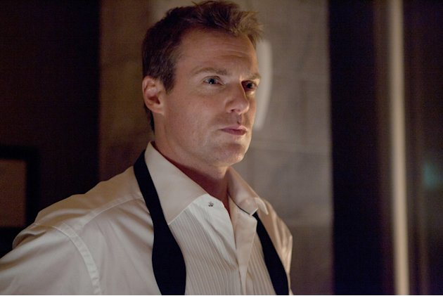 "Michael Shanks stars as Dr. Charlie Harris in ""Saving Hope."""