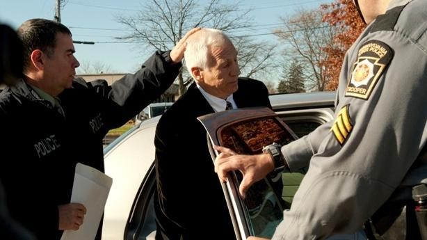 Sandusky Arrested on New Charges