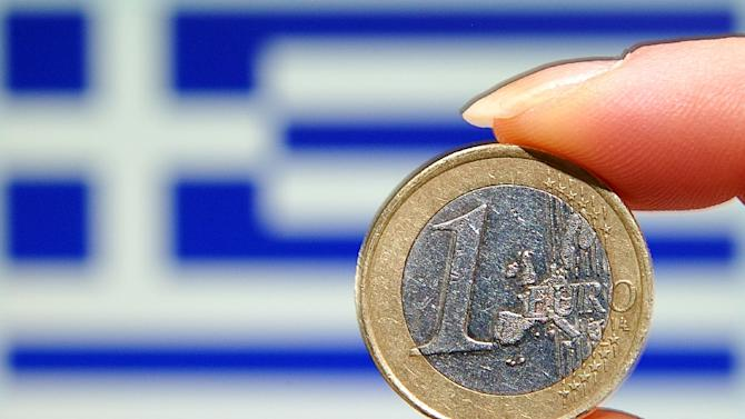 Greece warned Sunday it has no money to repay the International Monetary Fund on time in June unless a deal is reached with its creditors, in a stark warning that the country could be just days away from defaulting