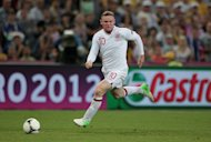 England put Wayne Rooney (pictured) under a lot of pressure at Euro 2012 according to Roy Hodgson