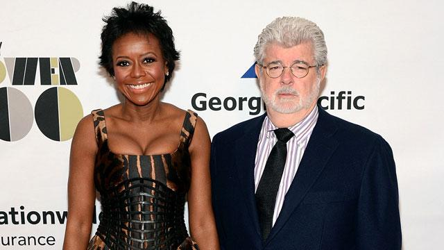George Lucas and Wife Welcome Baby Girl Everest