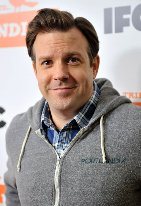 "Jason Sudeikis attends the ""Portlandia"" Season 2 premiere screening at the American Museum of Natural History on January 5, 2012 in New York City."