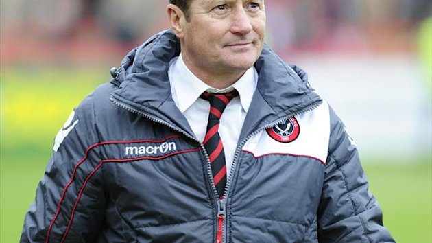 Danny Wilson was delighted to see Sheffield United go top of League One