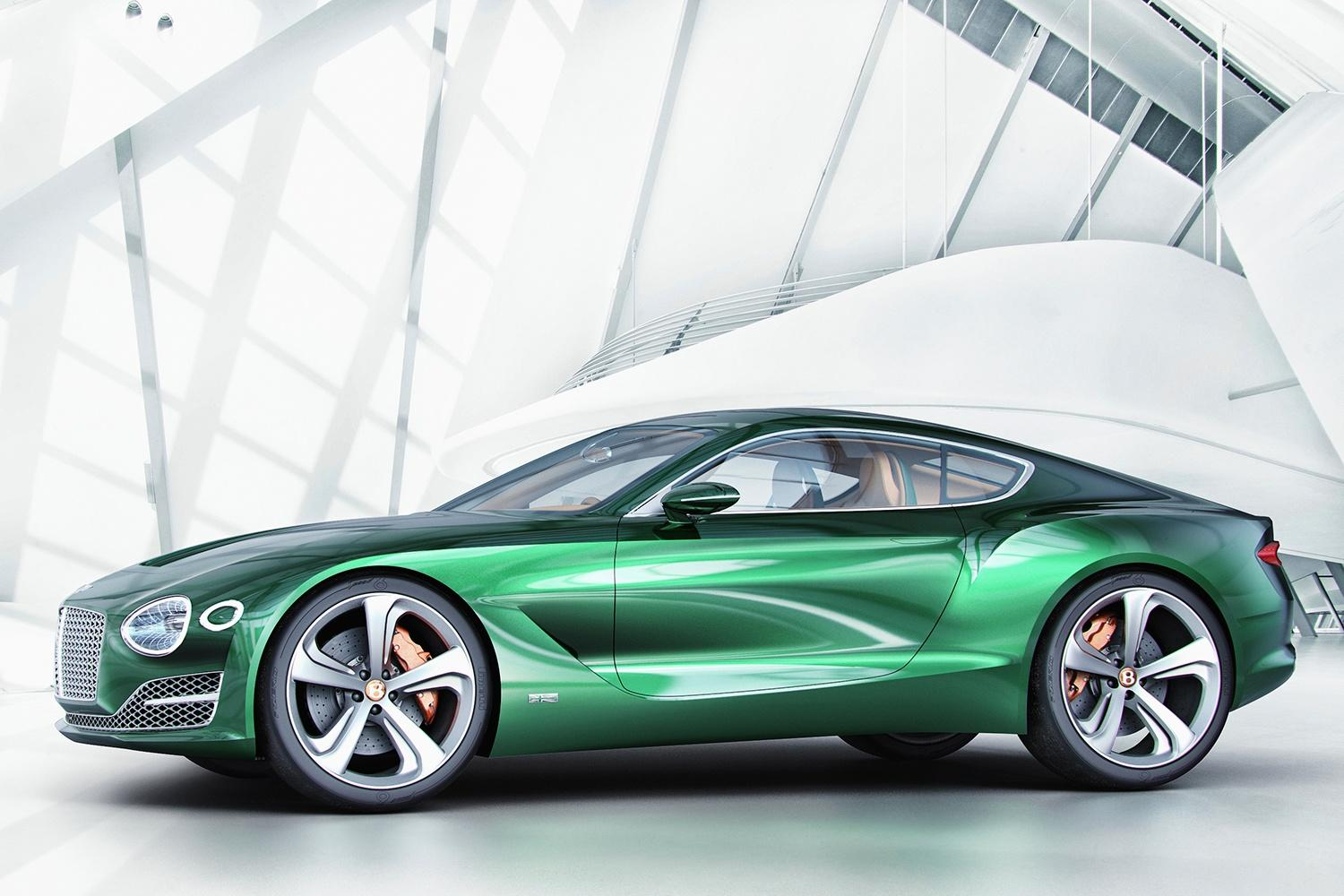Will Bentley be the next VW Group brand to build an electric car?