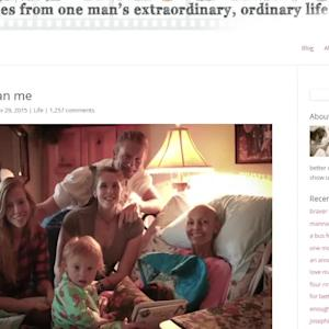 Rory Feek Reveals Wife Joey Can No Longer Get Out Of Bed, Shares New Touching Photos