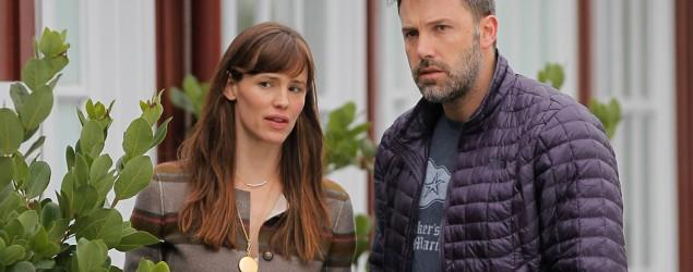 Did '10-year rule' influence Garner in Affleck split?