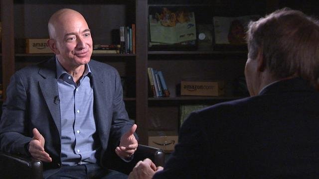Why Bezos bought The Washington Post