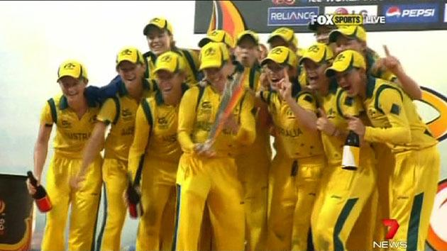 Women's cricket team win Twenty20