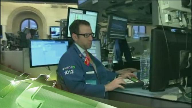 Latest Business News: Stock Indexes Open Higher on Wall Street