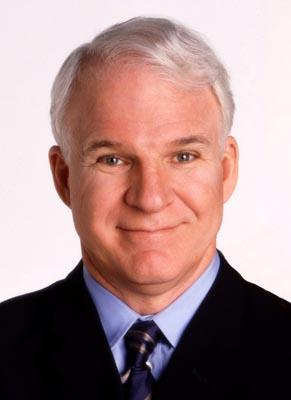 Steve Martin in Touchstone's Bringing Down The House