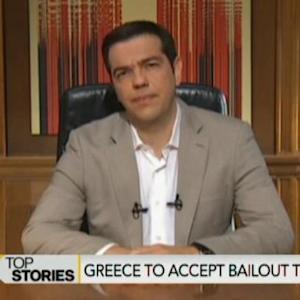 Greece to Accept Bailout Terms With Modifications
