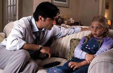 Goran Visnjic and Sophie Stuckey in First Look's Close Your Eyes