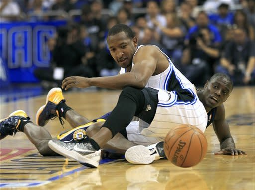 Pacers waste big lead, beat Magic in OT, 101-99
