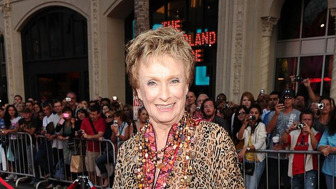 You Again LA Premiere 2010 Cloris Leachman