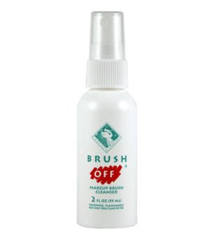 Brush Off makeup brush sanitizer