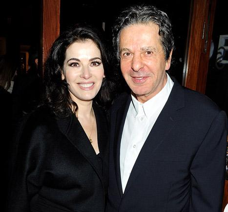 "Nigella Lawson ""Devastated"" Over Charles Saatchi's Divorce Filing"