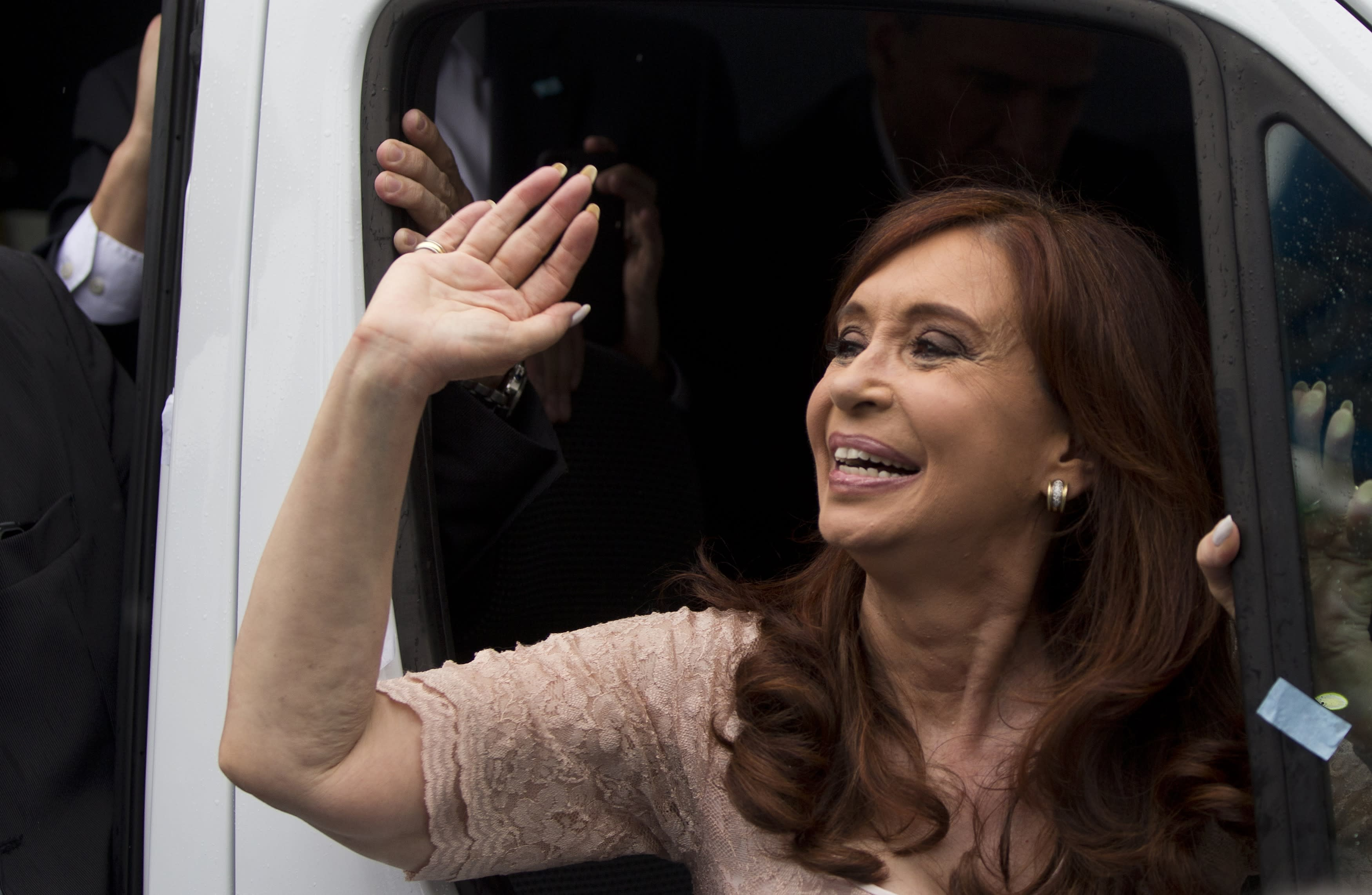 Appeal of decision to toss case against Argentine president