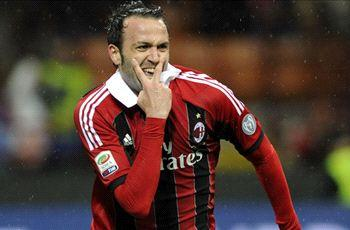 Balotelli will only become more important for Milan, says Pazzini