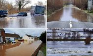 'Shocking Scenes' Of Storm-Hit Britain