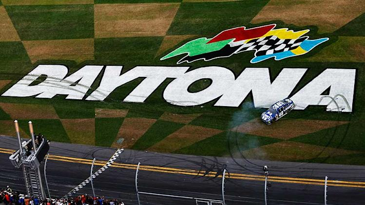 Daytona weekend NASCAR schedule