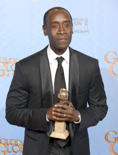 "NBC's ""70th Annual Golden Globe Awards"" - Press Room"