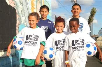 U.S. Soccer Foundation bringing the beautiful game to kids who need it