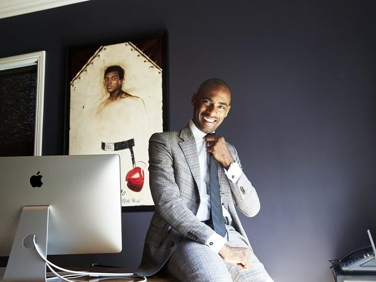 Charles King: Hollywood's Next Mogul?