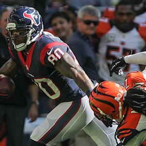 Andre Johnson and the Texans