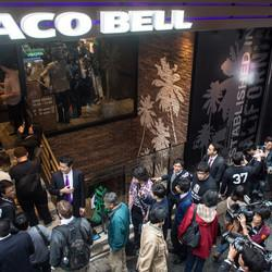 Taco Bell Returns To Japan After Decades-Long Absence