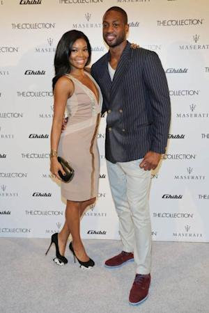 Gabrielle Union and Dwyane Wade -- Getty Images