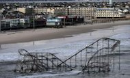 House passes &#92;$9.7bn Hurricane Sandy Aid Bill
