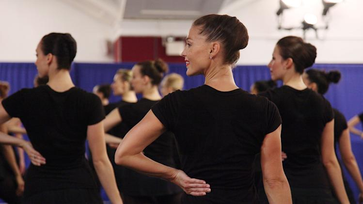 2012 Radio City Christmas Spectacular Rehearsals