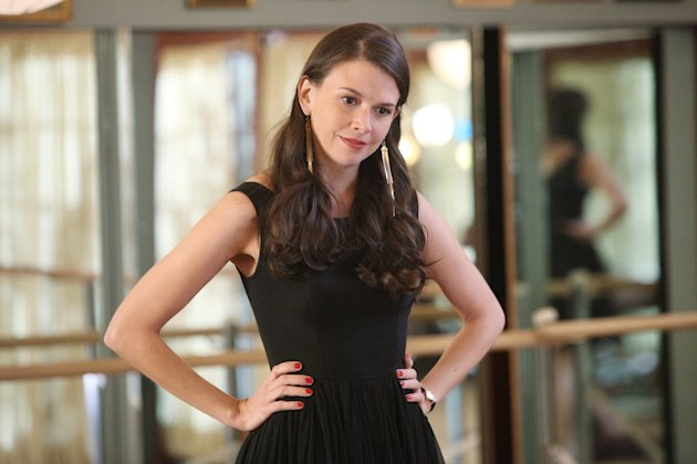 "Sutton Foster plays Michelle, a Las Vegas showgirl who impulsively marries a man, moves to his sleepy coastal town, and takes an uneasy role at her new mother-in-law's dance school in ""Bunheads."""