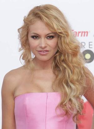 Paulina Rubio arrives at Billboard Latin Music Awards 2013 on April 25, 2013 in Miami -- Getty Premium
