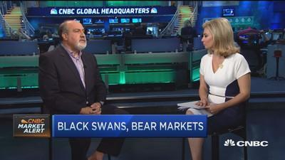 'Very tough' for Fed to normalize: Taleb
