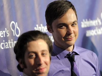 'Big Bang Theory' sends fan on space ride