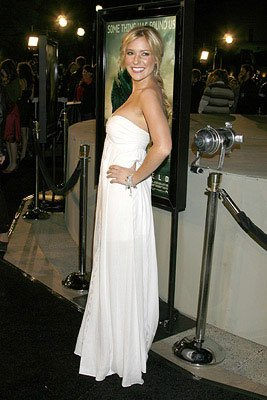 Kristin Cavallari at the Los Angeles premiere of Paramount Pictures' Cloverfield