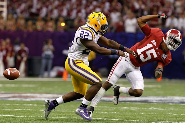 BCS title game: LSU vs. Alabama Photos | BCS title game: LSU vs ...