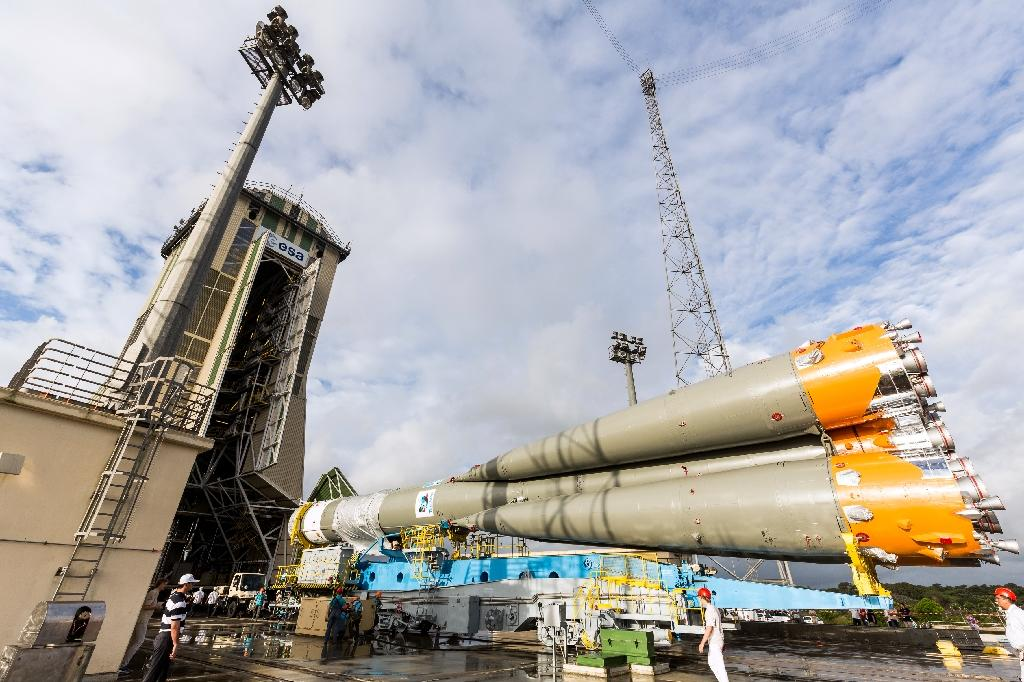 Europe poised to launch more navigation satellites