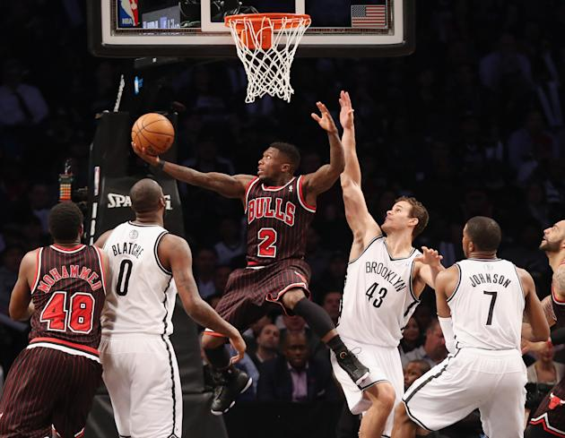 Chicago Bulls v Brooklyn Nets
