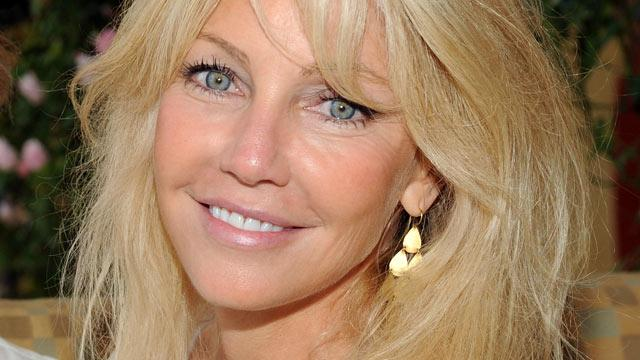 Heather Locklear Hospitalized After Frantic 911 Call