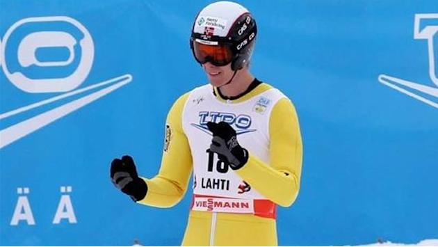 Nordic Combined - Graabak and Krog gain measure of revenge in team event