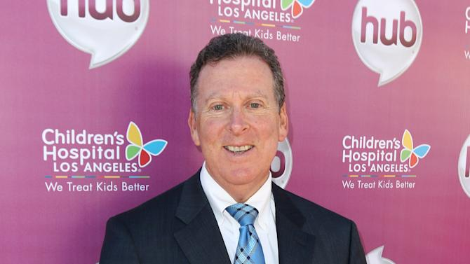 "Robert Weiner, associate vice president of development at Children's Hospital Los Angeles attends The Hub TV Network's ""My Little Pony Friendship is Magic"" Coronation Concert at the Brentwood Theatre on Saturday, Feb. 9, 2013, in Los Angeles in support of Children's Hospital LA. (Photo by Matt Sayles/Invision for The Hub/AP Images)"