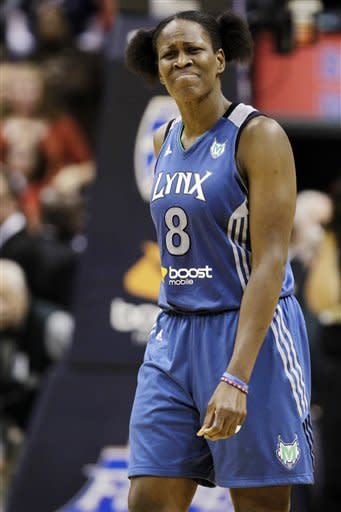 Catchings and Fever beat Lynx for first WNBA title