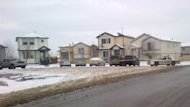 Calgary police say two men forced their way into a home in the 100 block of Martinvalley Mews N.E last Friday.