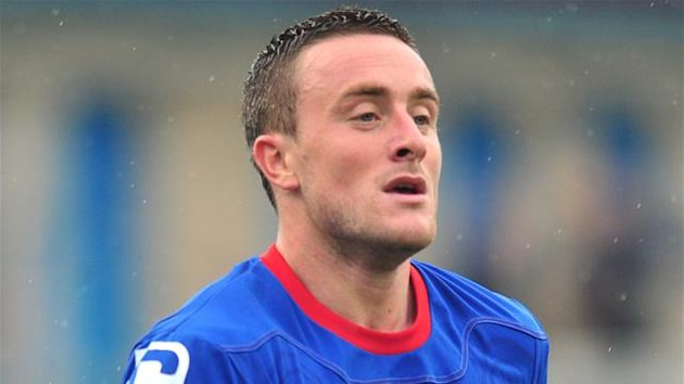 FOOTBALL League One Matty Robson, Carlisle United