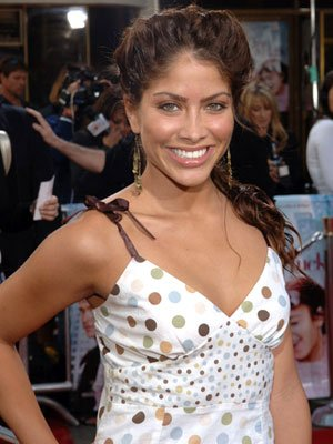 Valery Ortiz at the Los Angeles premiere of 20th Century Fox's Just My Luck