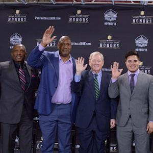 Breaking down the newly elected 2015 Hall of Fame class