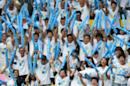 Asian Games - South Koreans banned from waving North's flag