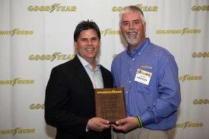 Goodyear Names 30th Highway Hero